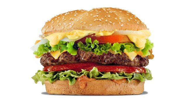What are unhealthiest fast-food items?