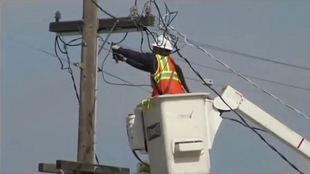PG&E may shut off power to 250,000 California customers this week