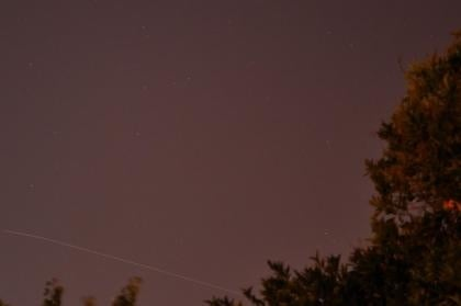 "Tuesday night will feature an ""excellent visible pass"" of the International Space Station"