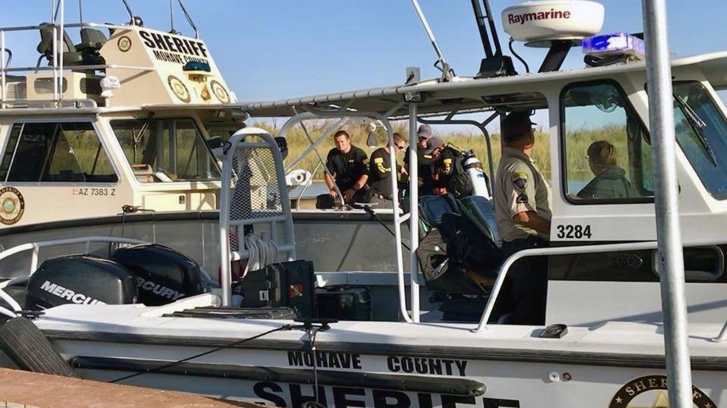 One dead and 3 missing after boat collision at California-Arizona border