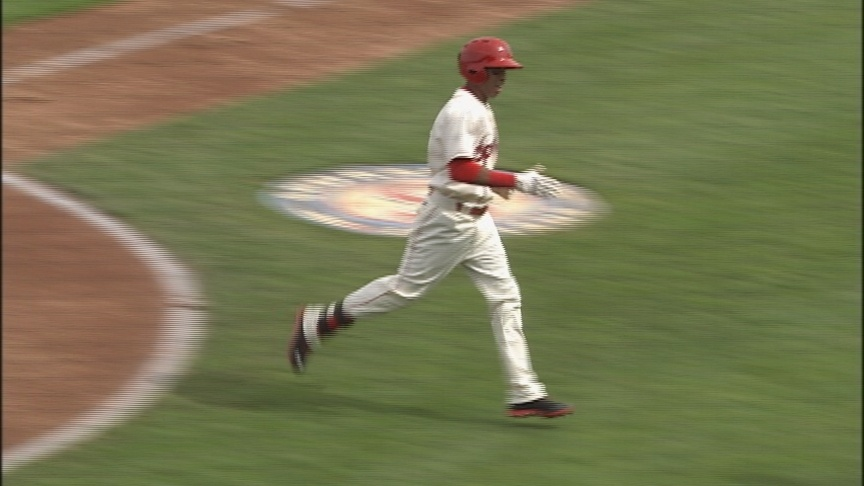 VIDEO:  Indians Win Three In A Row