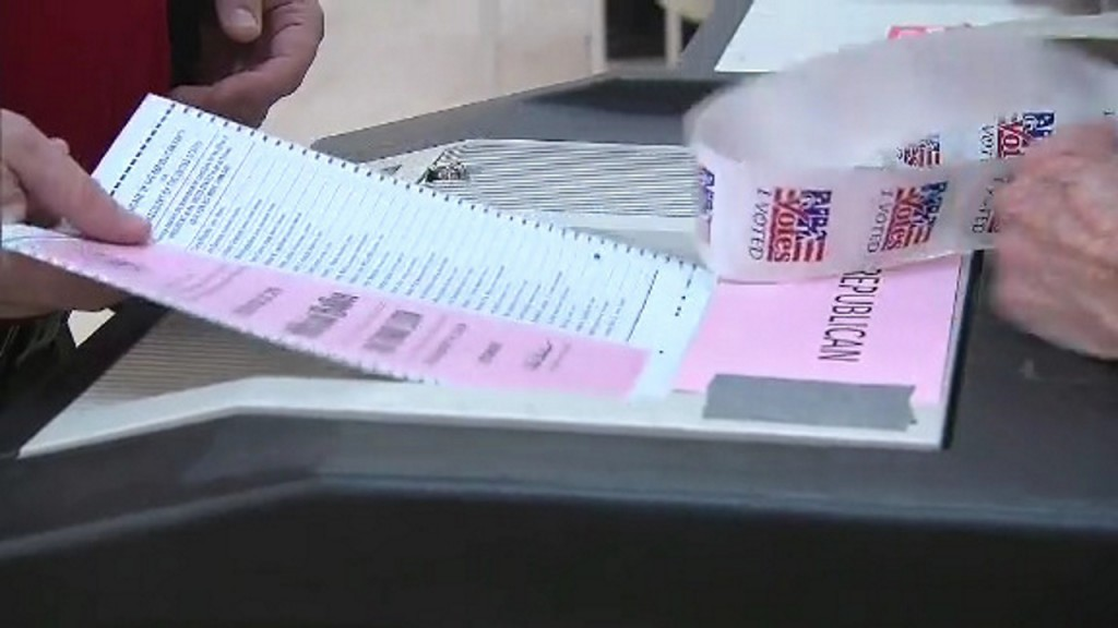 Colorado first state to ban bar codes for counting votes