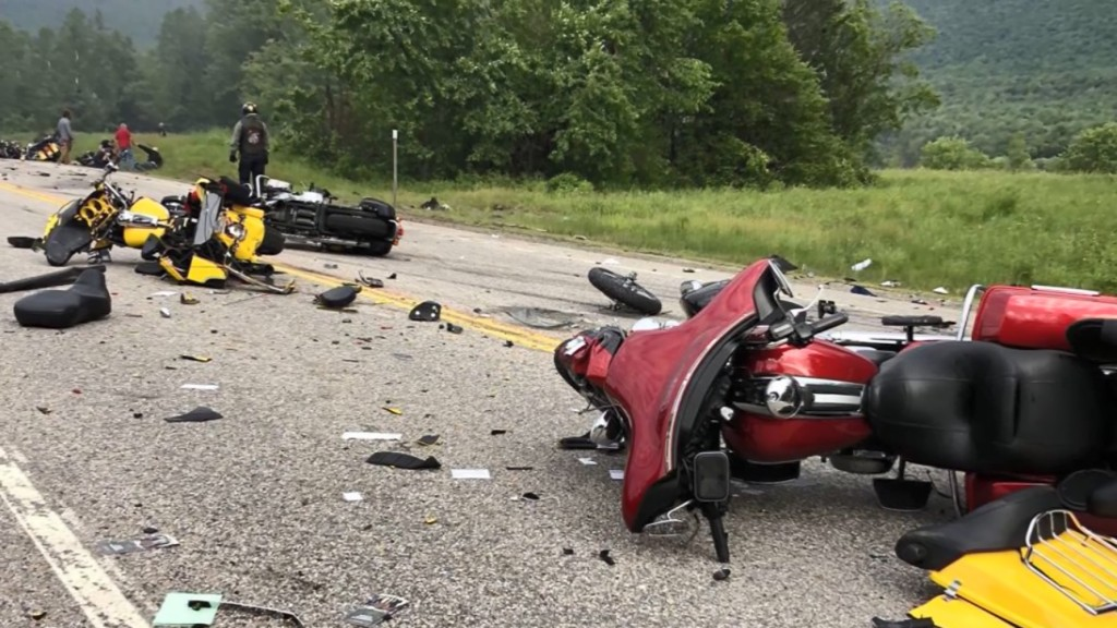 Truck driver in crash that killed 7 motorcyclists indicted