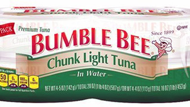 Bumble Bee boss busted in tuna price-fixing scheme