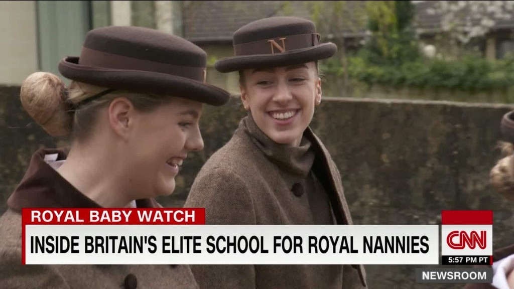 Will Meghan and Harry hire Norland nanny for royal baby?