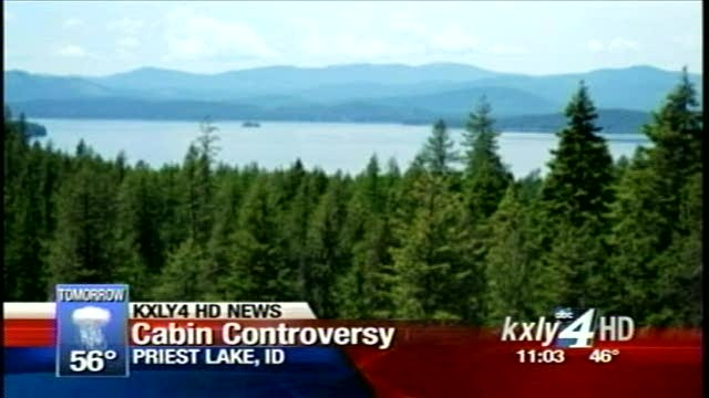 Priest Lake cabin owners must pay up or move out