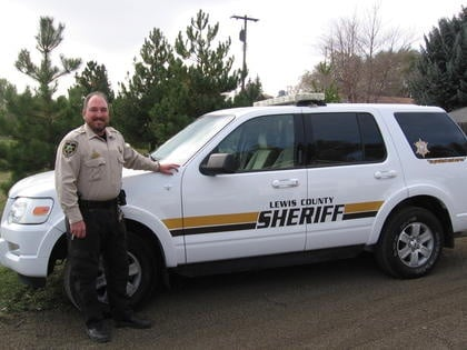 Lewis County Sheriff's Office Leases Used, but Newer Patrol Vehicles