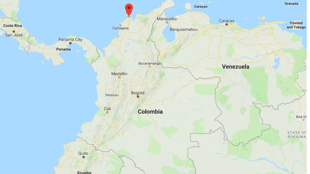 At least 5 police officers killed in Colombia bombing