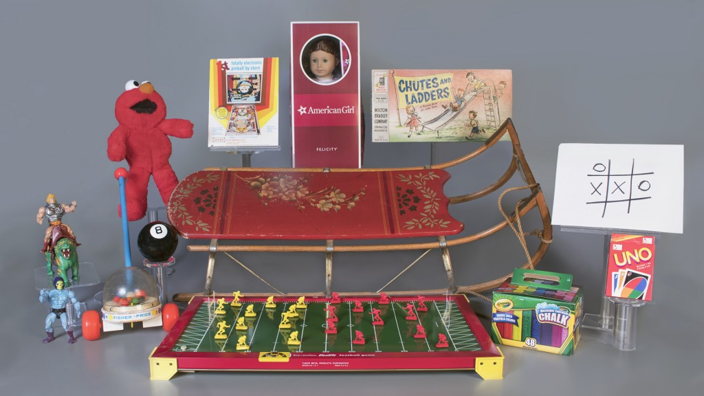 National Toy Hall of Fame 2018