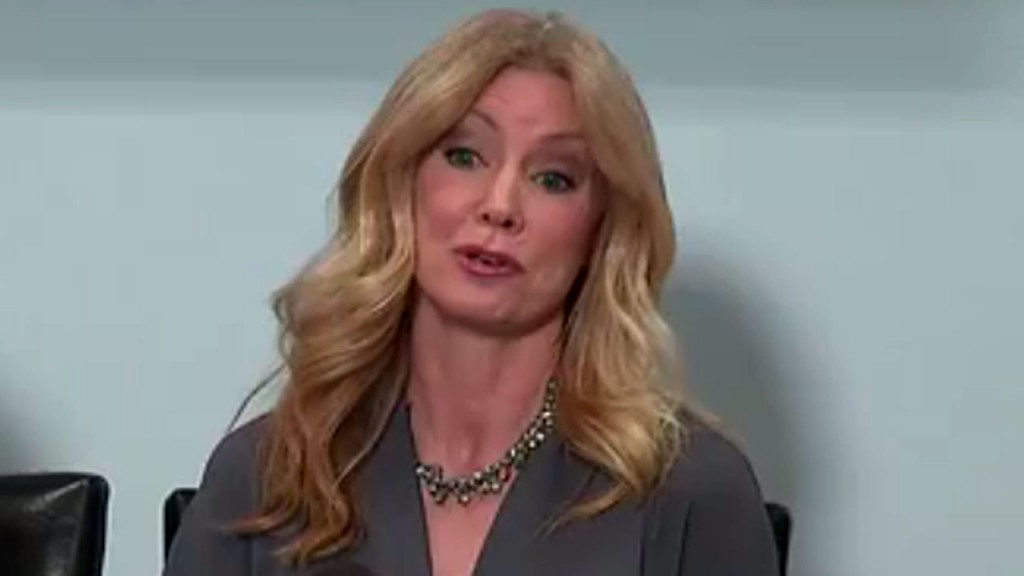O'Reilly accuser: 'I want to be clear, I'm not after money'