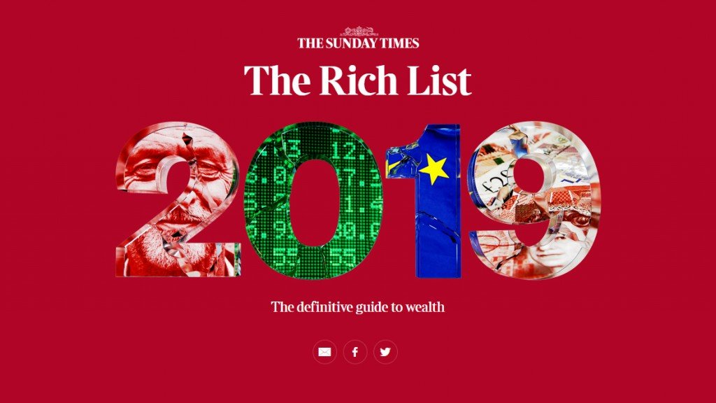 Sunday Times' Rich List features sole black female Valerie Moran