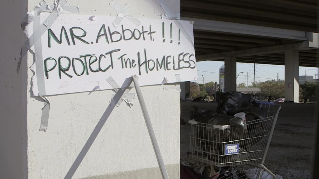 Texas will provide 5 acres to temporarily house homeless in Austin