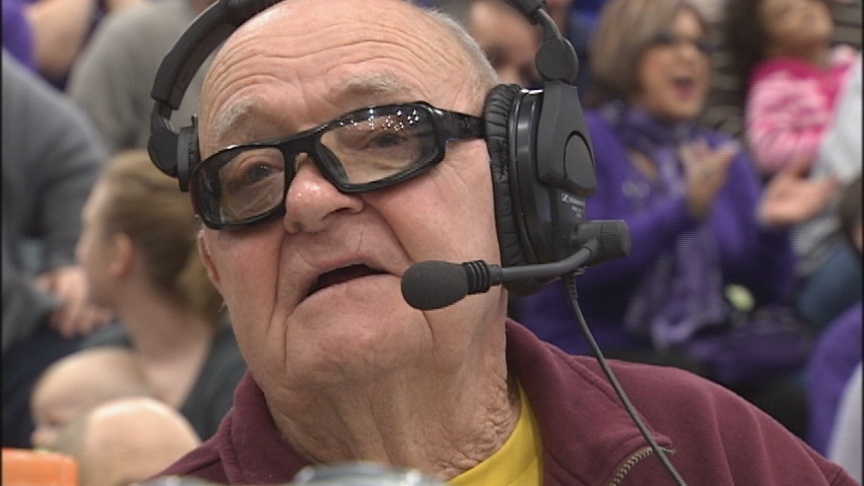 VIDEO:  Mel Olson, Voice Of The Chiefs