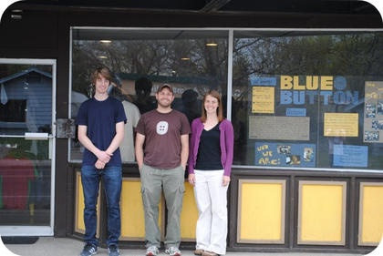 Welcome to the Garland District, Blue Button Apparel!
