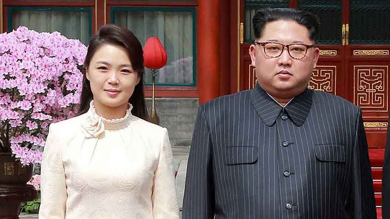 Ri Sol Ju: The woman married to Kim Jong Un - KXLY