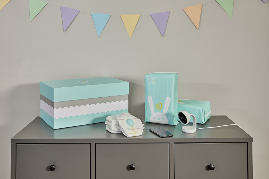 Pampers makes 'smart' diaper. Yes, really