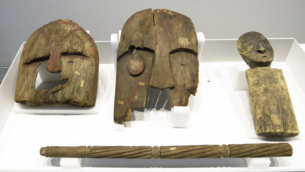 Artifacts stolen from tribe finally returned over 100 years later