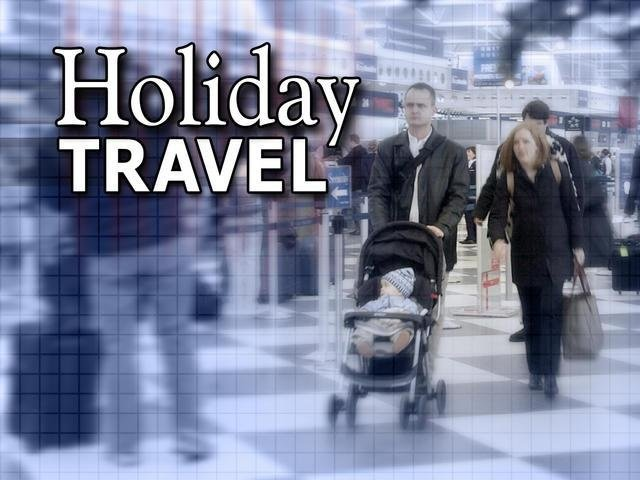 Tips for saving money, sanity on holiday travel