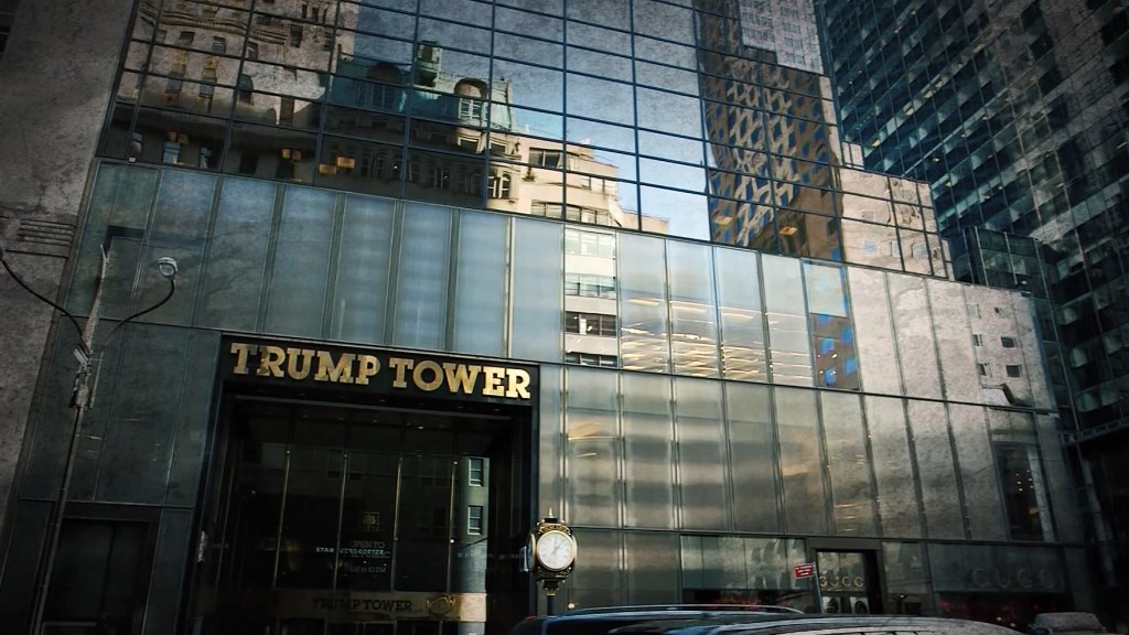 Trump lawyers say he 'dictated' statement on Trump Tower meeting