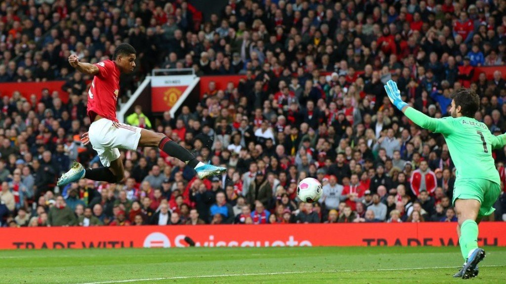 Manchester United ends Liverpool's perfect Premier League record