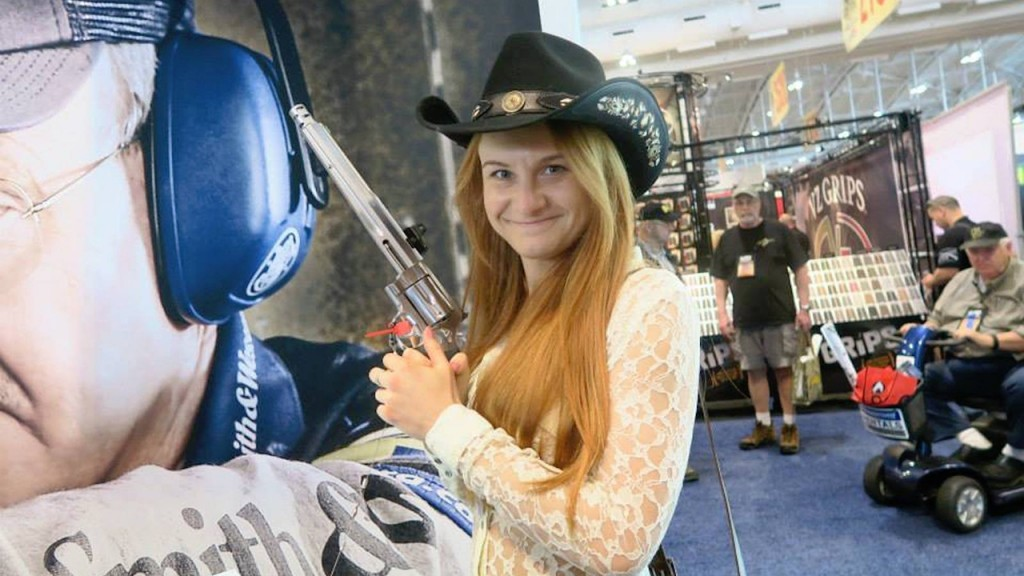 Maria Butina in her first interview: I'm no spy