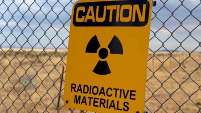 University fined for lost plutonium