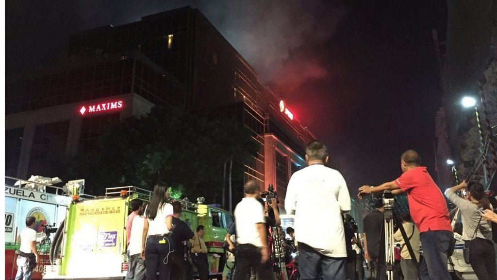 Manila: ISIS claims Philippines casino attack, but doesn't give evidence