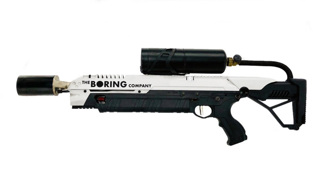 Elon Musk's 'not a flamethrower' devices show up on eBay for thousands
