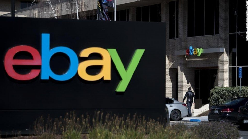 EBay weighs selling off businesses after pressure from investors