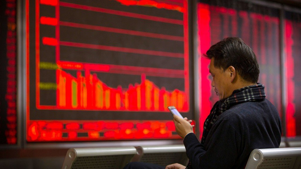Asian markets tumble amid worries over trade deal delay