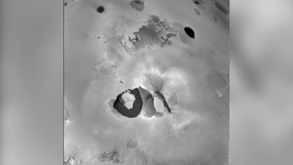 Loki, a volcano on one of Jupiter's moons, could erupt this month
