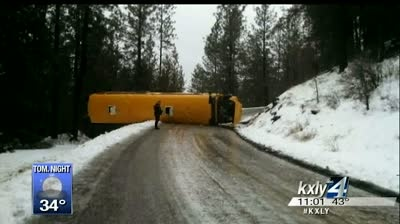 Student speaks about her terrifying ride on a runaway school bus