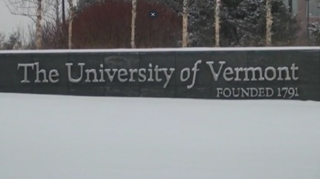Vermont college student found dead in frigid temps
