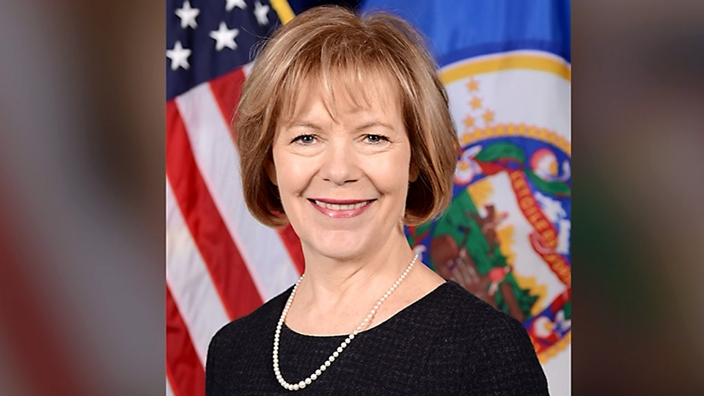 Sen. Tina Smith: Franken made decision he felt was best for Minnesota