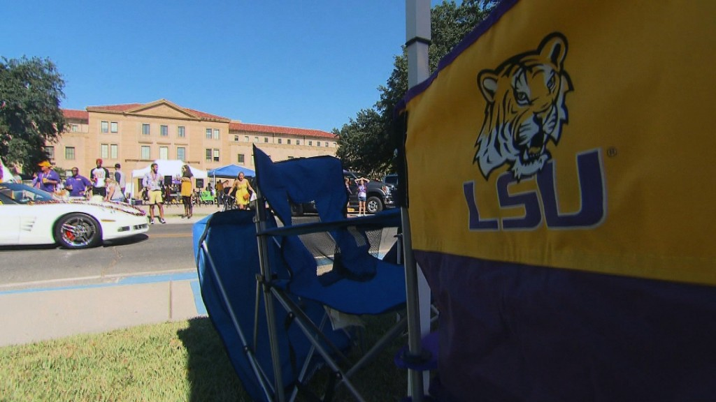 Lawsuit faults LSU in alleged fraternity hazing incident