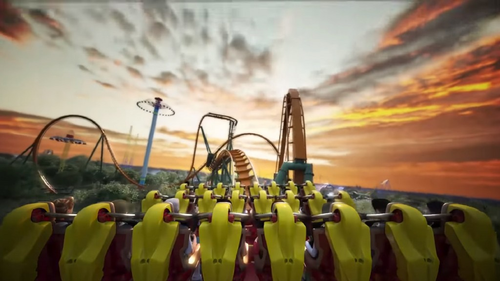 Canada's Wonderland announces record-setting roller coaster
