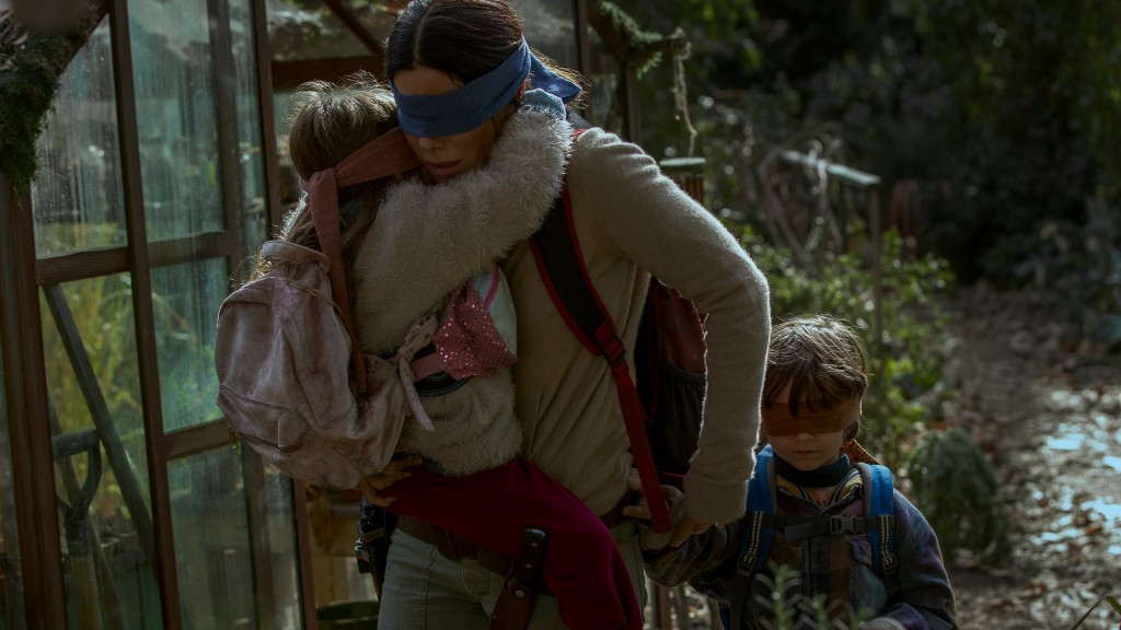 'Bird Box' memes are a hoot