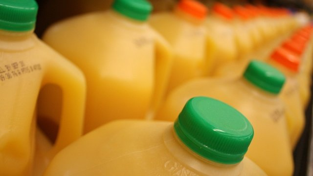 How fruit juice got boxed out of the health craze