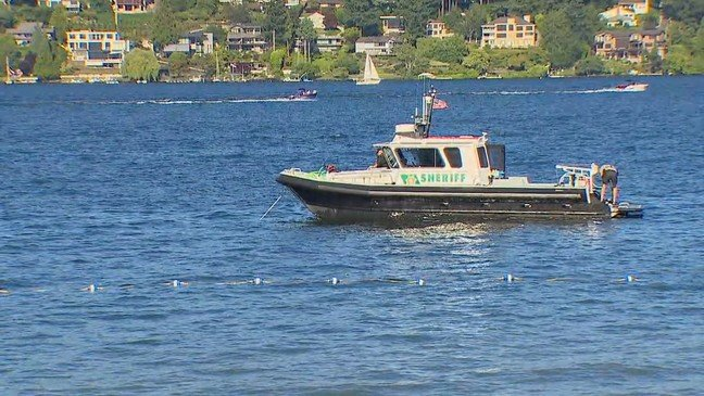 Man drowns after falling from paddleboard near Seattle