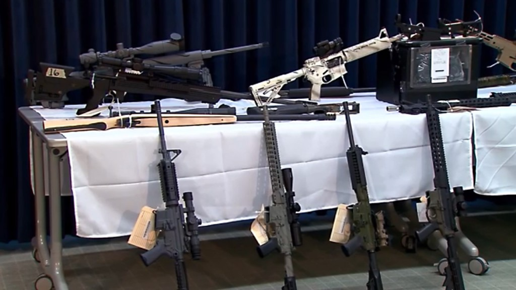Half of Texans support stricter gun laws in the US