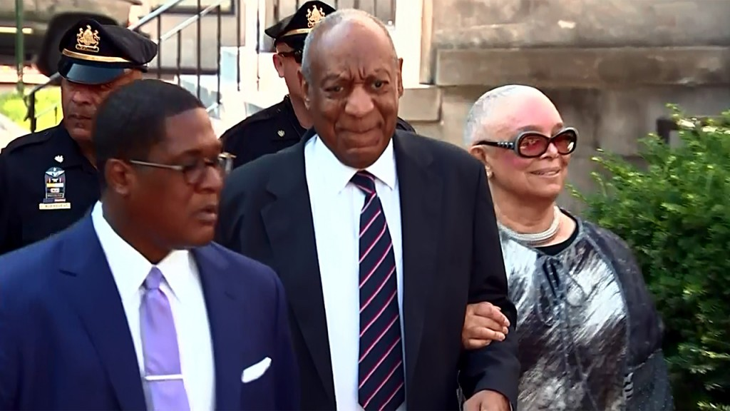 Cosby sex scandal timeline