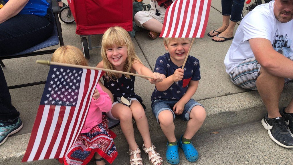 PHOTOS: Annual Fourth of July parade makes its way through Coeur d'Alene