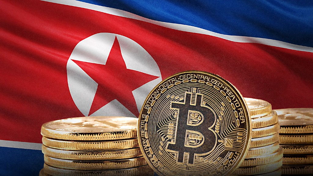 North Korea may be making a fortune from bitcoin mania