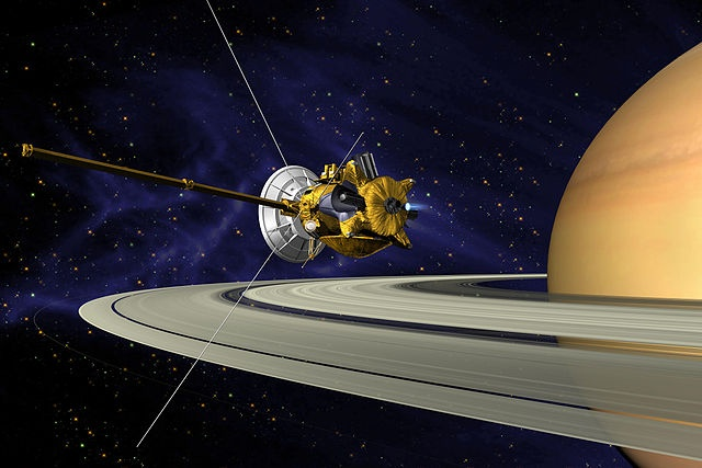 What Cassini found as it plunged into Saturn a year ago
