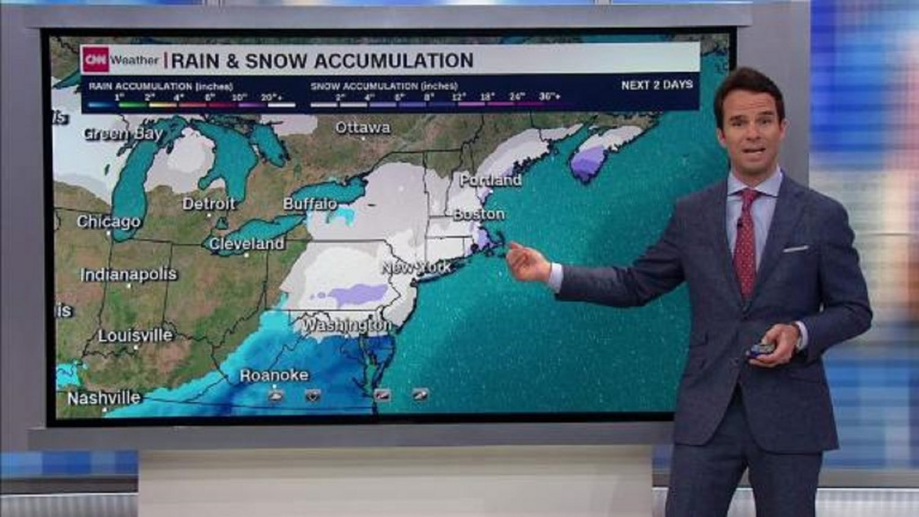 Winter storms to pummel the Northeast this weekend