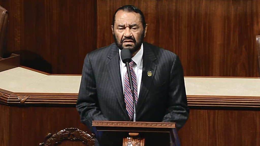 Rep. Green responds to racist threats: 'You have to confront hate'