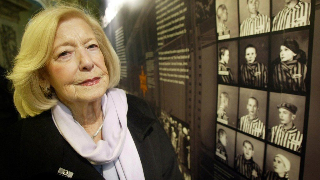 Holocaust survivor who treated Anne Frank is dead at 95