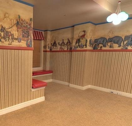 The Davenport Hotel opens up the Circus Room as a new guest room
