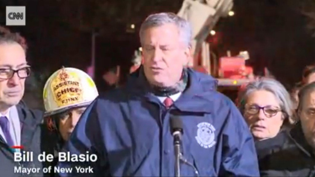 Fatal NYC fire started by 3-year-old playing with stove, official says