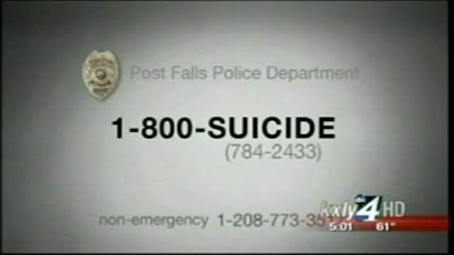 North Idaho care providers work to heighten suicide awareness, prevention